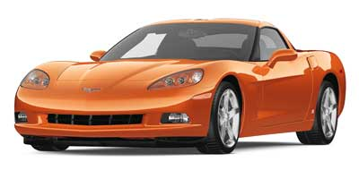 2008 Chevrolet Corvette Vehicle Photo in Colorado Springs, CO 80905