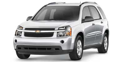 2008 Chevrolet Equinox Vehicle Photo in Houston, TX 77090