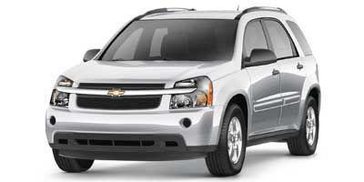 2008 Chevrolet Equinox Vehicle Photo in Melbourne, FL 32901