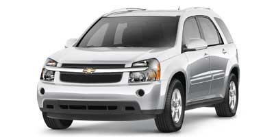 2008 Chevrolet Equinox Vehicle Photo in Frisco, TX 75035