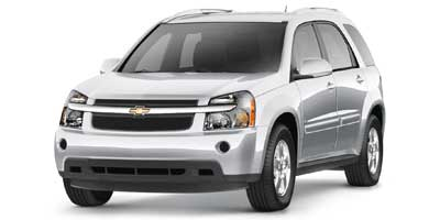 2008 Chevrolet Equinox Vehicle Photo in Fairbanks, AK 99701