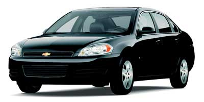 2008 Chevrolet Impala Vehicle Photo in Melbourne, FL 32901