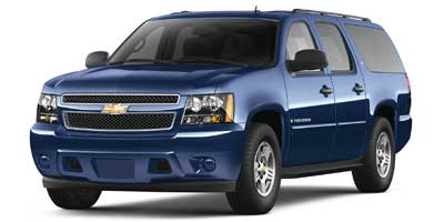 2008 Chevrolet Suburban Vehicle Photo in Emporia, VA 23847