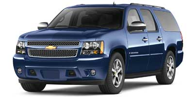 2008 Chevrolet Suburban Vehicle Photo in Joliet, IL 60435