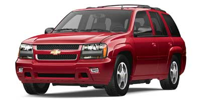 2008 Chevrolet TrailBlazer Vehicle Photo in Melbourne, FL 32901