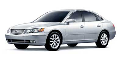 2008 Hyundai Azera Vehicle Photo in Long Island City, NY 11101