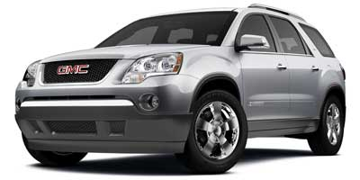 2008 GMC Acadia Vehicle Photo in Tulsa, OK 74133