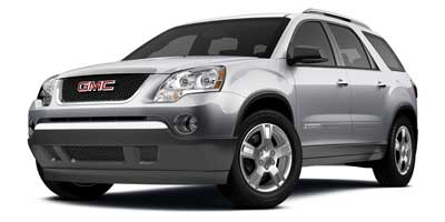 2008 GMC Acadia Vehicle Photo in Mansfield, OH 44906