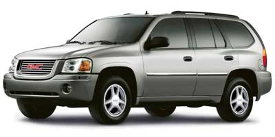 2008 GMC Envoy Vehicle Photo in Medina, OH 44256
