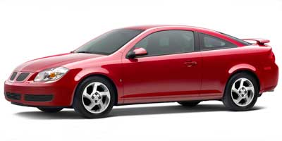 2008 Pontiac G5 Vehicle Photo in Akron, OH 44303