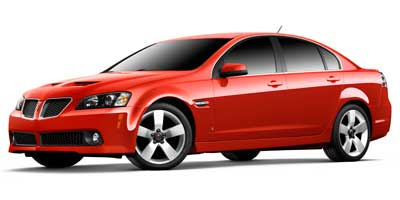 2008 Pontiac G8 Vehicle Photo in Grand Rapids, MI 49512