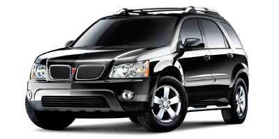 2008 Pontiac Torrent Vehicle Photo in Freeland, MI 48623