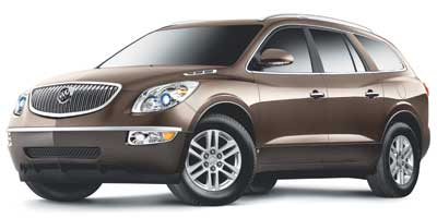 2008 Buick Enclave Vehicle Photo in Boonville, IN 47601