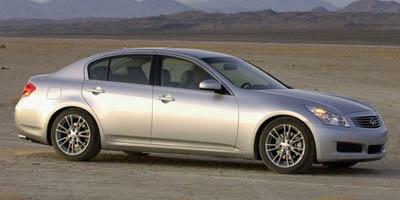 2008 INFINITI G35 Sedan Vehicle Photo in Boyertown, PA 19512