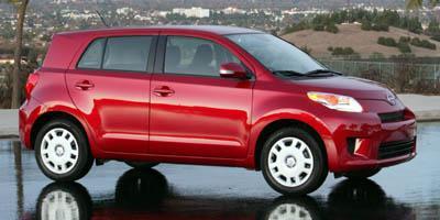 2009 Scion xD Vehicle Photo in Johnson City, TN 37601