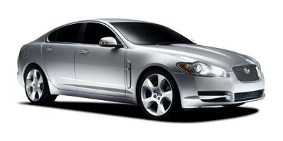 2009 Jaguar XF Vehicle Photo in Manhattan, KS 66502