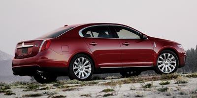 2009 LINCOLN MKS Vehicle Photo in Akron, OH 44320