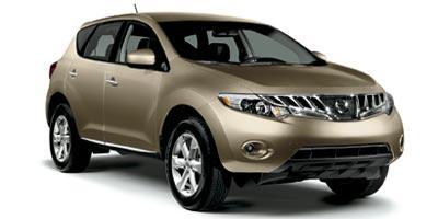 2009 Nissan Murano Vehicle Photo in Evansville, IN 47715