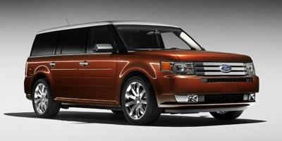 2009 Ford Flex Vehicle Photo in San Antonio, TX 78254