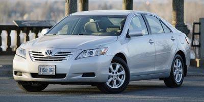 2009 Toyota Camry Vehicle Photo in Greenville, NC 27834