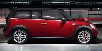 2009 MINI John Cooper Works Clubman Vehicle Photo in Portland, OR 97225