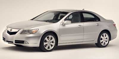 2009 Acura RL Vehicle Photo in Willow Grove, PA 19090