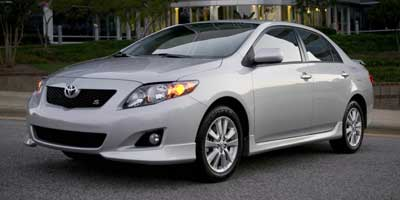 2009 Toyota Corolla Vehicle Photo in Hollywood, MD 20636