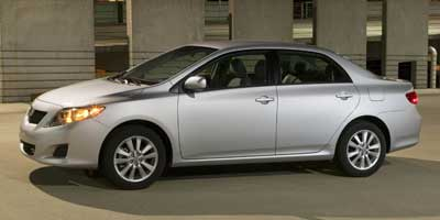 2009 Toyota Corolla Vehicle Photo in Colma, CA 94014