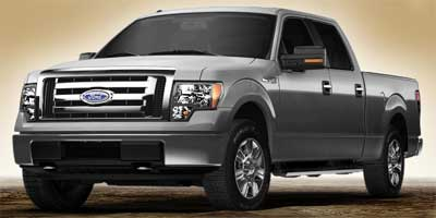 2009 Ford F-150 Vehicle Photo in West Harrison, IN 47060