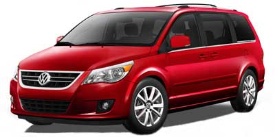 2009 Volkswagen Routan Vehicle Photo in Vincennes, IN 47591