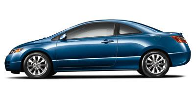 2009 Honda Civic Coupe Vehicle Photo in Akron, OH 44320