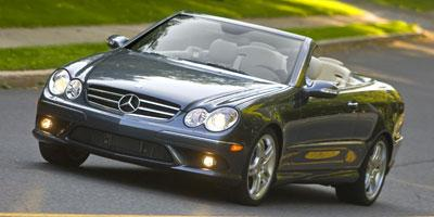 2009 Mercedes-Benz CLK-Class Vehicle Photo in Williamsville, NY 14221