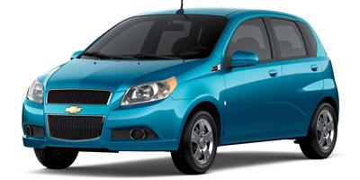 2009 Chevrolet Aveo Vehicle Photo in Boonville, IN 47601