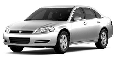 2009 Chevrolet Impala Vehicle Photo in Akron, OH 44320