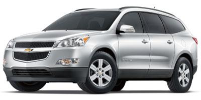 2009 Chevrolet Traverse Vehicle Photo in Spokane, WA 99207