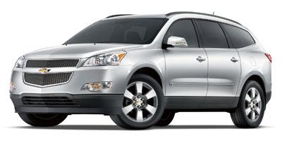 2009 Chevrolet Traverse Vehicle Photo in Hammond, IN 46320