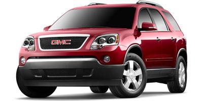2009 GMC Acadia Vehicle Photo in Spokane, WA 99207