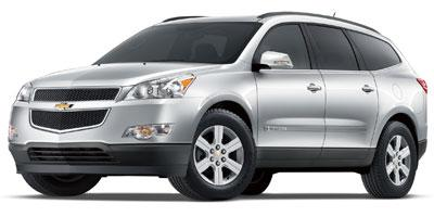 2009 Chevrolet Traverse Vehicle Photo in Anchorage, AK 99515
