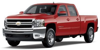 2009 Chevrolet Silverado 2500HD Vehicle Photo in Manhattan, KS 66502