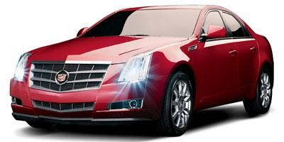 2009 Cadillac CTS Vehicle Photo in Janesville, WI 53545