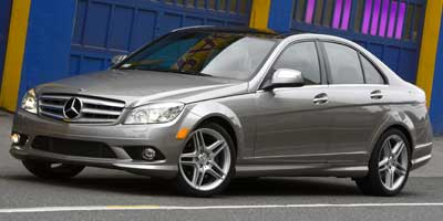 2009 Mercedes-Benz C-Class Vehicle Photo in Spokane, WA 99207