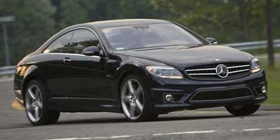 2009 Mercedes-Benz CL-Class Vehicle Photo in Akron, OH 44320