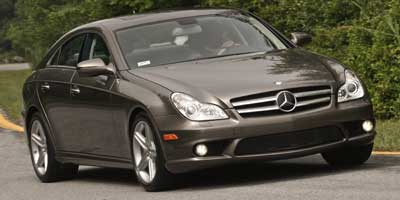 2009 Mercedes-Benz CLS-Class Vehicle Photo in Edinburg, TX 78542