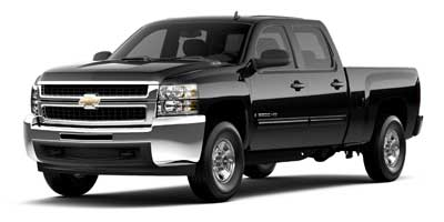 2009 Chevrolet Silverado 2500HD Vehicle Photo in Independence, MO 64055