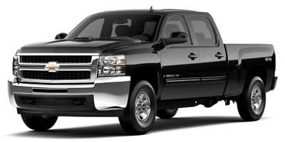 2009 Chevrolet Silverado 2500HD Vehicle Photo in Anchorage, AK 99515