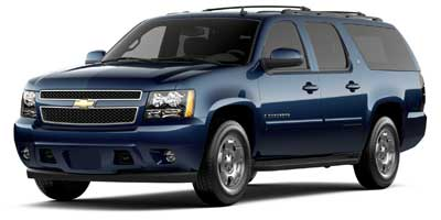 2009 Chevrolet Suburban Vehicle Photo in Johnston, RI 02919