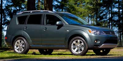 2009 Mitsubishi Outlander Vehicle Photo in Mission, TX 78572