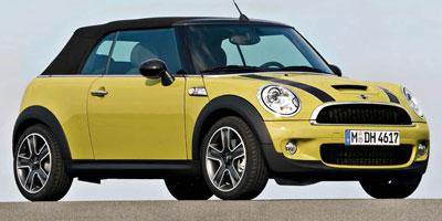 2009 MINI Cooper S Convertible Vehicle Photo in Wilmington, NC 28405