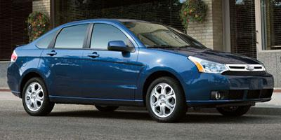2009 Ford Focus Vehicle Photo in Akron, OH 44312