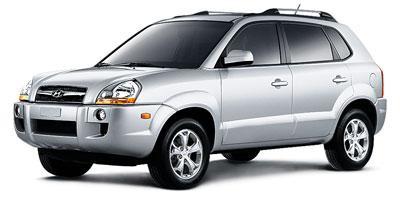 2009 Hyundai Tucson Vehicle Photo in PORTLAND, OR 97225-3518